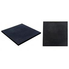 Плитка резиновая напольная 20 мм 50х50 см
