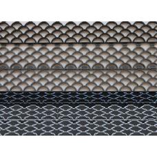 Мелкоячеистое грязезащитное ПВХ-покрытие 10 мм