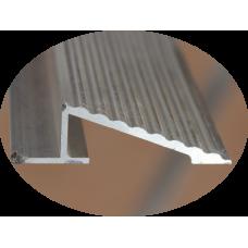 Профиль грязезащитный 14 мм ПГ 02.2500.00