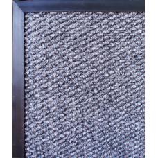 Влаговпитывающий ковер CATWELL   в резиновом окантовочном плинтусе