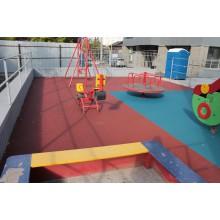 Покрытия для детских площадок в каждый двор