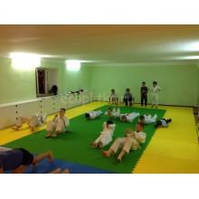 Татами в детском клубе карате Tokaido
