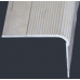 Профиль алюминиевый угловой (накладка на ступень) 48,1х54 мм