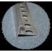 Профиль алюминиевый угловой внешний